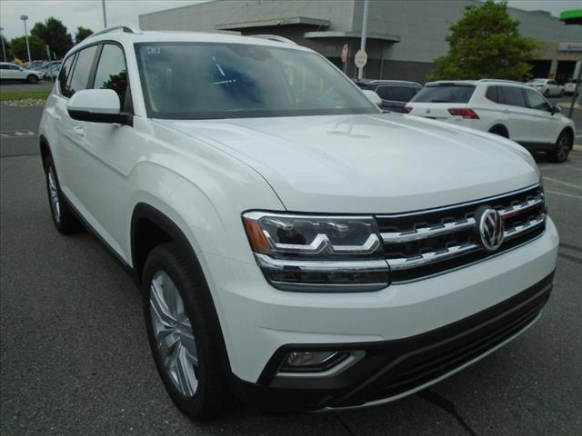 New 2019 Volkswagen Atlas V6 SEL 4Motion