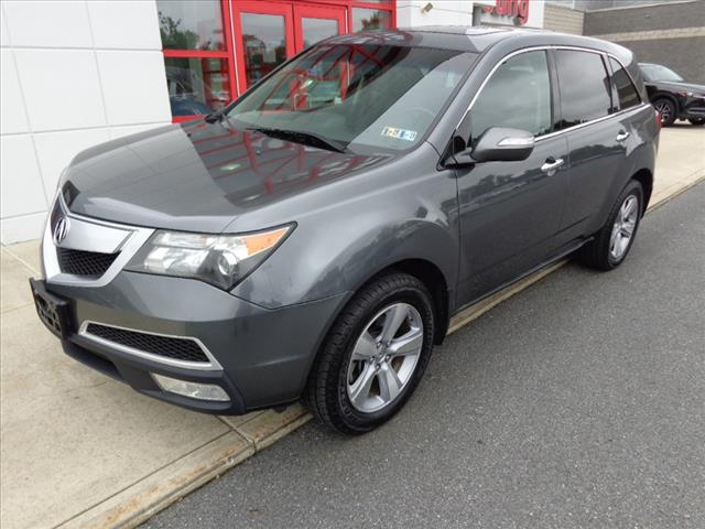 Pre-Owned 2011 Acura MDX TECHNOLOGY