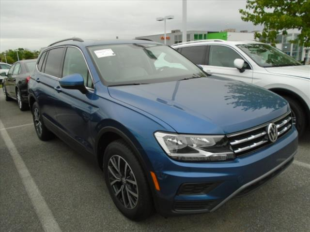 New 2019 Volkswagen Tiguan 2.0T SE 4Motion