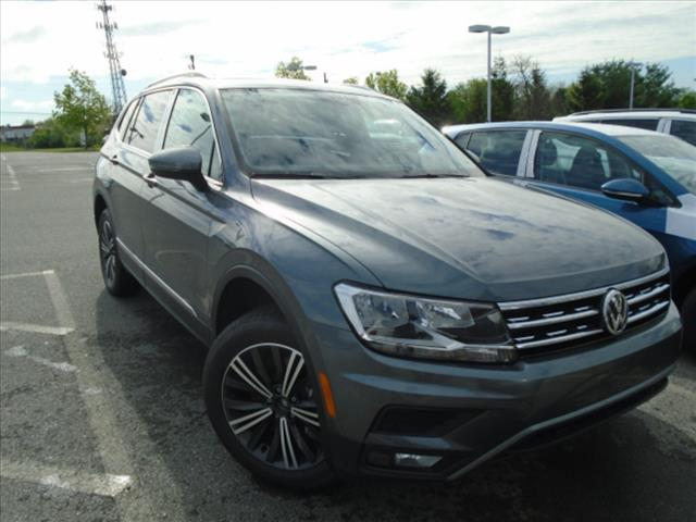 New 2019 Volkswagen Tiguan 2 0T SEL 4Motion AWD