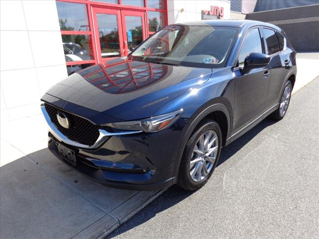 Certified Pre-Owned 2019 Mazda CX-5 Grand Touring