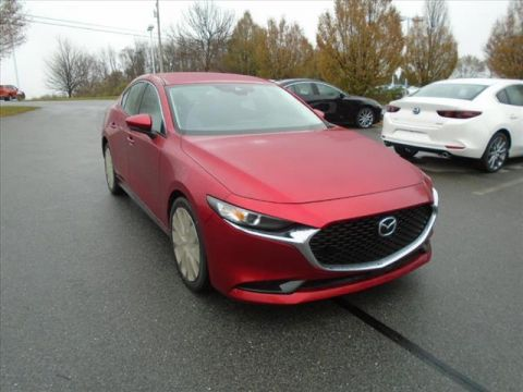 New 2020 Mazda3 Sedan Preferred