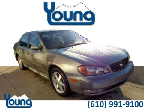 Pre-Owned 2004 INFINITI I35 Base