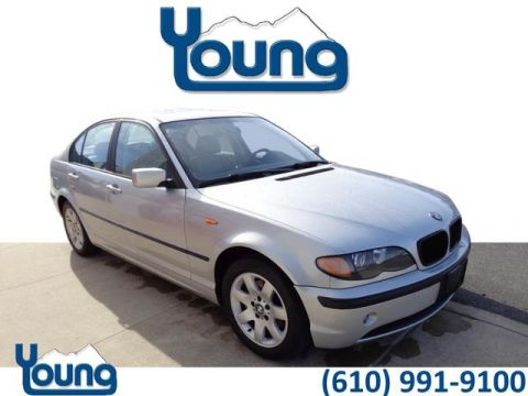 Pre-Owned 2002 BMW 3 Series XI